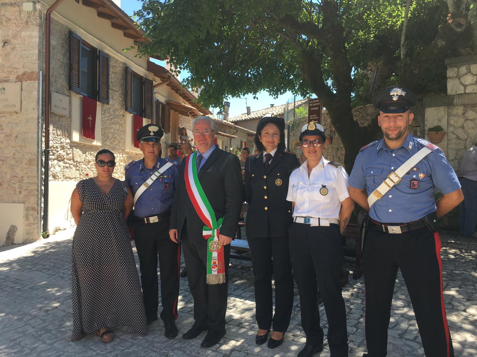 Grande festa a Civitella di Licenza: si celebrano i Santi patroni Giacomo e Filippo