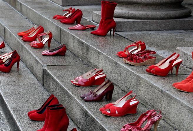 La Comunita' Montana dice NO alla Violenza sulle Donne!