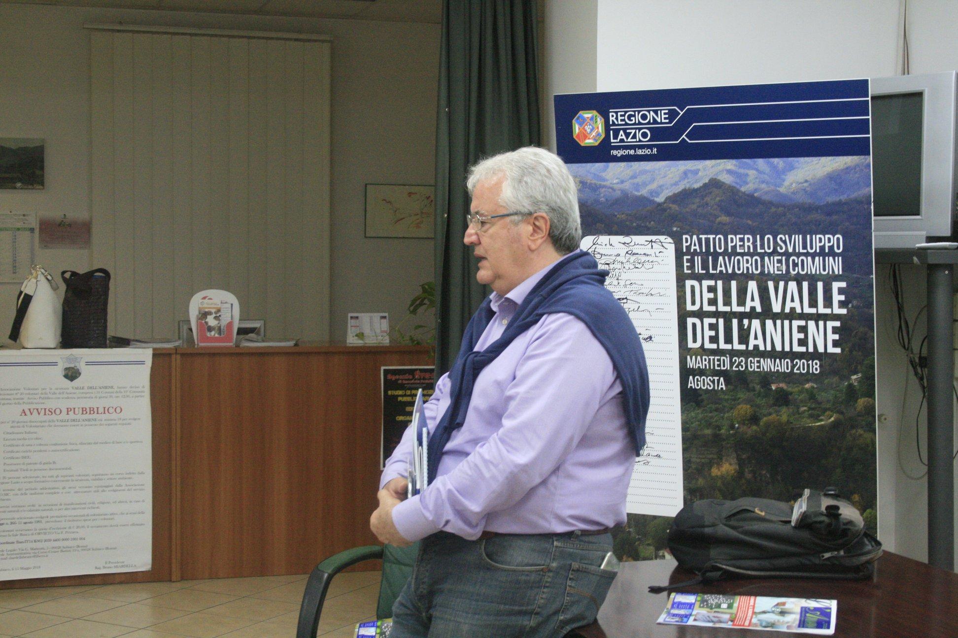 La Regione Lazio assegna i fondi per realizzare i progetti presentati dalla Presidenza Romanzi contro il dissesto idrogeologico sul territorio