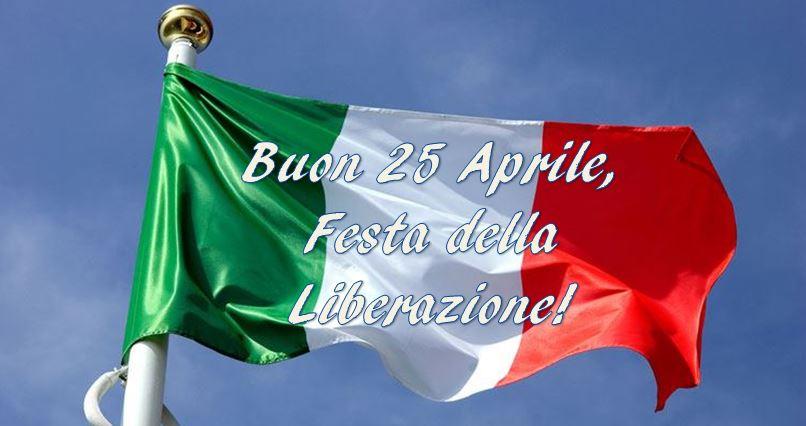 25 Aprile - 75° anniversario della Liberazione d'Italia