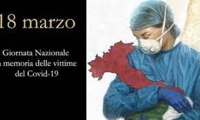 Coronavirus, oggi la giornata in memoria delle vittime.